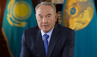 Елбасы жолы. Астана