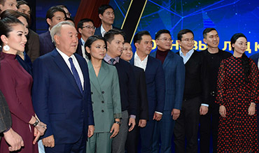 """The Academy teacher wins the project """"100 new faces of Kazakhstan"""""""