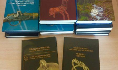 Библиотечный фонднашей Академии пополнились новыми книгами