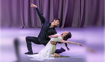 The Diploma works of students of the Kazakh national Academy of choreography
