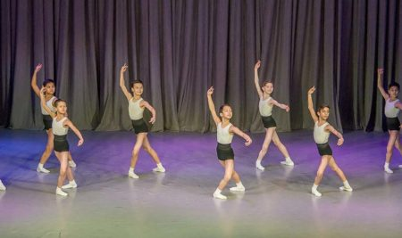 The students of 2-9 classes performed at the educational theater with a concert program on 24 May 2019
