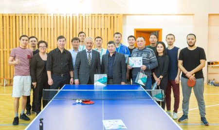 Academy Table Tennis Tournament