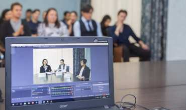 """Videoconferencing – """"The Story of one masterpiece"""""""