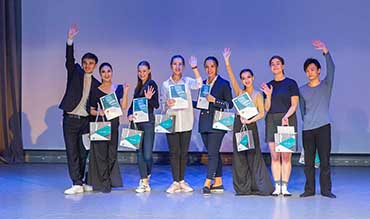 """Results of """"Young choreographers' competition"""""""