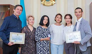 Recognition of excellence: teachers of the Academy awarded for the Day of workers of culture and arts