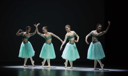 "International ballet festival ""Temps lie"" (Day 1)"
